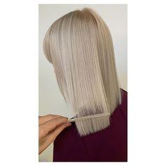 "Davines Color on Instagram: ""Stunning ✂️ & 🎨 combo by @ktwperkins 🙌🏽🌱✨ . . . #DavinesFormula Natural level 8.  Formula:  Pre-lightened with Mask 12.18 + 12,21 + 40vol.…"" Level 8, 21st, Natural, Hair, Instagram, Color, Fashion, Moda, Fashion Styles"