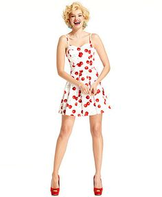 bf4e4f067a2 Marilyn Monroe Juniors Dress