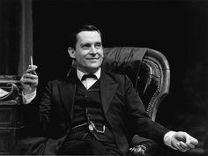 Jeremy Brett, my favourite Sherlock Holmes actor.