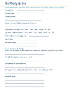 Volunteer SignUp Sheet  Templates  Jesus  Church