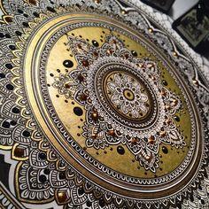 Mandala Artwork, Mandala Painting, Mandala Drawing, Mandala Tattoo, Dot Painting, Doodle Drawings, Art Drawings Sketches, Doodle Art, Zen Doodle Patterns
