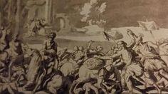 THE DEATH OF CAMILLA. 1623. pencil, pen brown ink and grey wash on paper . 18,4 × 32,4 cm. Nicolas Poussin, Grey Wash, Camilla, Roman, Death, Pencil, Ink, Paper, Painting