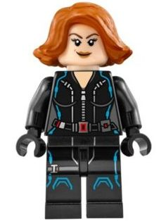 sh186: Black Widow - Short Hair | Brickset: LEGO set guide and database