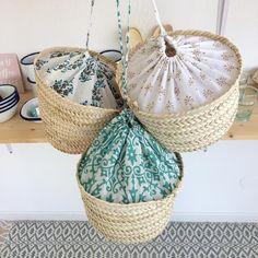 Les jolies corbeilles Didponibles en ligne et en boutique #corbeille #artisanat #sobomarket #happyhome #happyhomeshop
