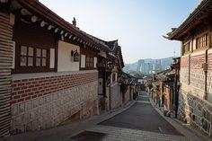 Bukchon Hanoks, Seoul
