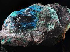 Claringbullite. Ojuela Mine, Mapimí, Mun. de Mapimí, Durango, Mexique Photo © Marcus J. Origlieri