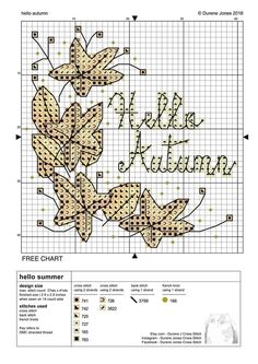 Brilliant photo - head to our articles for a whole lot more schemes! Free Cross Stitch Charts, Cross Stitch Borders, Cross Stitch Flowers, Cross Stitch Designs, Cross Stitching, Cross Stitch Embroidery, Embroidery Patterns, Cross Stitch Patterns, Fall Cross Stitch