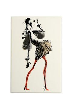 Christian Lacroix Haute Couture Notecards