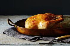 Há um número mágico para fazer um delicioso e estaladiço frango assado no forno. Na verdade, são dois números mágicos, o que transforma este frango praticamente num Harry Potter: 500 gramas = 10 minut