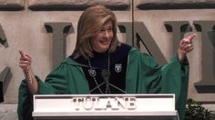 The Tulane University Class of 2016 got a few extra life lessons from TODAY's Hoda Kotb as they prepare to head off into the world. In her commencement address, Kotb tells graduates not to let anything hold them back and that you only need one person to change your life.