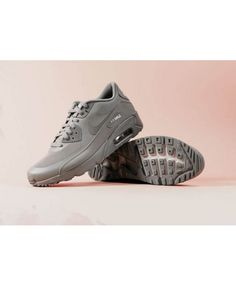 uk availability f9a9c 5bb9f Nike Air Max 90 Ultra Essential Cool Grey Shoes Sale Nike Air Max Grey, Air