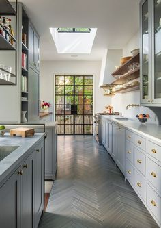 Thinking of renovating this year? Here are the top kitchen trends to watch out for in 2015—from shaker style kitchen cabinets to patterned tiles.