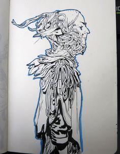ArtStation - Daily Sketches Week 20, Even Amundsen