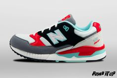 New Balance 530 For Women Sizes: 36 to 41.5 EUR Price: CHF 140.- #NewBalance #NB530 #NewBalance530 #SneakersAddict #PompItUp #PompItUpShop #PompItUpCommunity #Switzerland Baskets, Chf, New Balance, Switzerland, Sneakers, Shoes, Women, Fashion, Undertaker