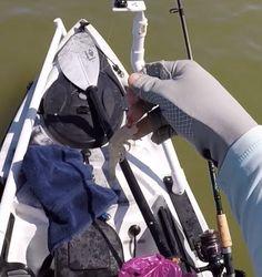 how to rig a dead shrimp