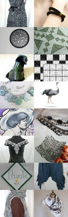 The Feature by Katie Joy on Etsy #expats #handmade #fineart #accessories #jewelry #vintage #dog clothes