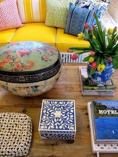Anna Spiro is the head designer for Black & Spiro and creates happy and cheerful spaces that immediately brighten your mood...    Her bri...