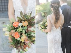 Concrete and Copper: Modern California Wedding Inspiration