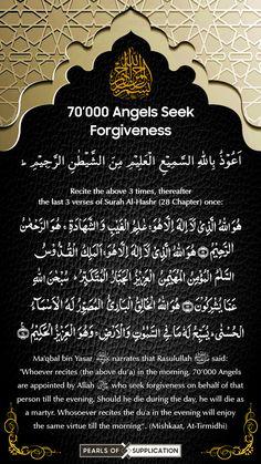 70'000 Angels Seek Your Forgiveness