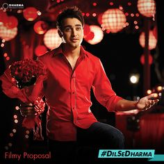 If you've ever gone down on your knees to impress her, you are #DilSeDharma