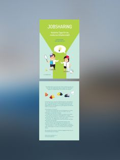 Jobsharing- besser als Teilzeit! www.jobsharing-consulting.ch
