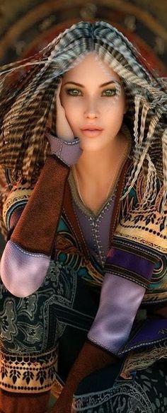 gypsy style ♥✤ | KeepSmiling | BeStayClassy