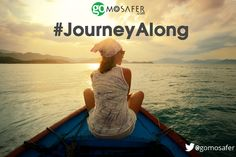 Embark upon adventures that you planned, while you are still young. Experience gained by traveling is one thing that money cannot buy! #JourneyAlong