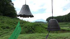 南部鉄器の風鈴