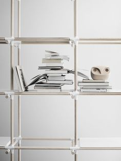 #product design #bookcase #minimal style