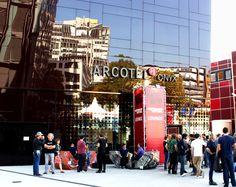 ARCOTEL Onyx Hamburg @ Reeperbahn_Fest 2014 Times Square, Travel, Hamburg, Viajes, Destinations, Traveling, Trips