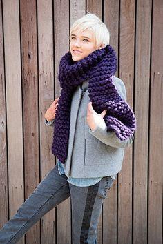 Sjaal in Super Big | Veritas