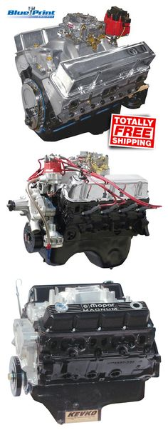 Get Totally Free Shipping when you purchase a BluePrine Engine. Truck ...