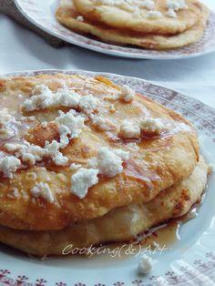 Κατιμέρια / Cooking(&)Art Instagram Widget, Pie Recipes, Pancakes, Cooking, Breakfast, Easy, Greek, Food, Kitchen