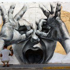 Le street-Art de M-E-S-A !