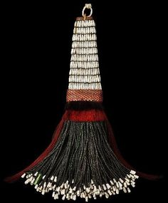 Rare Beetlewing & Shell Ear or Waist Ornament Naga Konyak Tribe, Northeast India, Ethnic Jewelry, Boho Jewelry, Beaded Jewelry, Punk Jewelry, Western Jewelry, Handmade Jewelry, Naga People, Green Beetle, Northeast India
