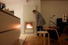 Tulikivi Kalla #takka #fireplace