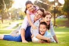 la familia cuando es unida tiene una buena comnicacion