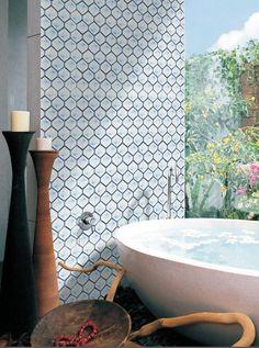 nowoczesne wzory i kolory plytek blyszczace dekory kafle trojwymiarowe diamond