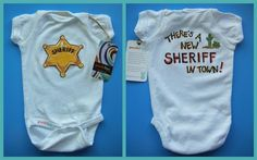 organic cotton, hand painted onesie for a new little guy or gal!