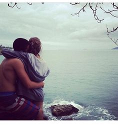 Baby you and I forever | Couple Goal | Travel destination | Hug | Beautiful location