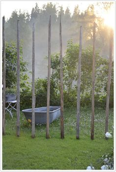sten i rabatt mormor Mrtas: magiskt Garden Club, Terrace Garden, Garden Walls, Garden Cottage, Garden Trellis, Garden Fencing, Townhouse Garden, Garden Images, Garden Structures