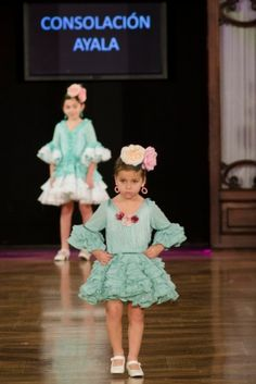 Consolación Ayala - We love flamenco 2015 Flamenco Dancers, Sewing Clothes, Baby Kids, Kids Fashion, Flower Girl Dresses, Wedding Dresses, Children, Love, Beauty