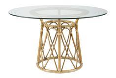 One Kings Lane - Gather Together - Sona Dining Table, Nutmeg