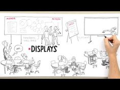 Learning Graphic Facilitation - Tools by Bigger Picture - YouTube