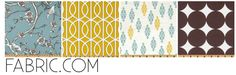 6th Street Design School | Kirsten Krason Interiors : My Favorite Online Fabric Stores