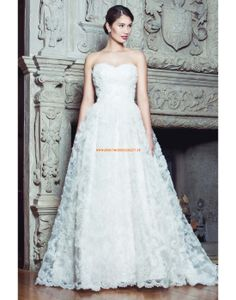 Augusta Jones 2013 Romantische Traumhafte Hochzeitskleider aus Softnetz