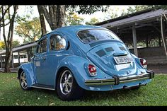 VW beetle Fuchs by Hiakesoba Fusca German Look, Vw Racing, Bug Car, Vw Classic, Datsun 510, Safari, Vw Cars, Transporter, Volkswagen Bus