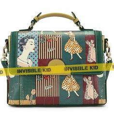 """Сумка с принтом """"Art"""" (AS10)  #сумка #мода #bag #купить"""