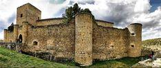 CASTILLO DE PEDRAZA; ruta de castillos medievales