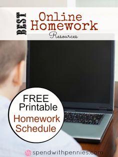 Good homework help
